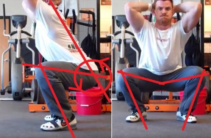 squat t extension